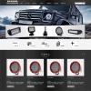 (自适应手机版)响应式汽车零件配件设备类网站dedecms主题织梦模板