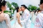 """近日阿里巴巴举行集体婚礼并在当天推出""""算了吧""""婚姻算法"""