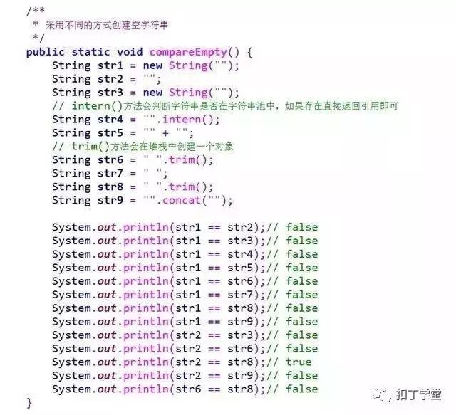 为java初学者14个java最佳实践的编程技巧