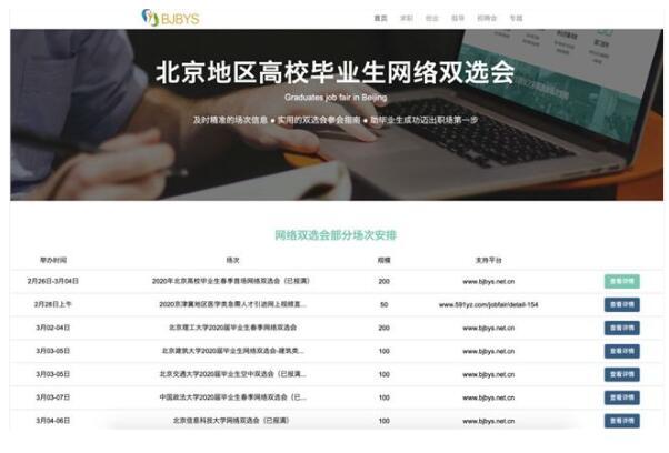 """上海seo介绍;被疫情改变的""""春招"""" 第2张"""